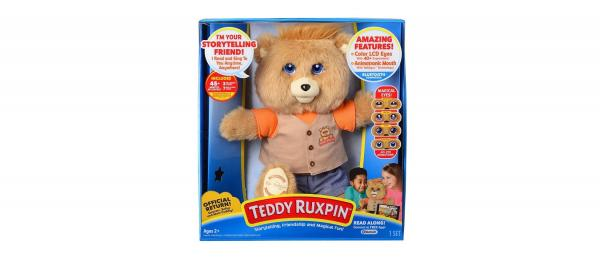 Teddy Ruxpin Toy