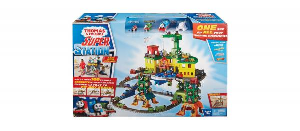 Thomas Super Station Toy