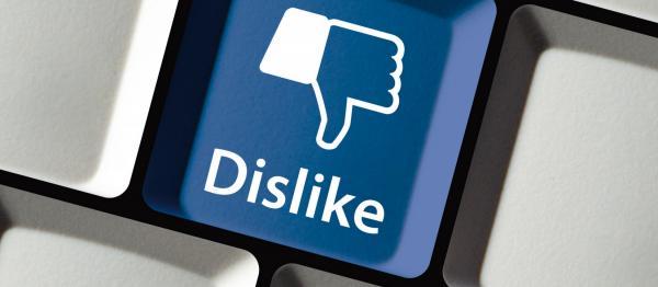 Dislike Button On Keyboard